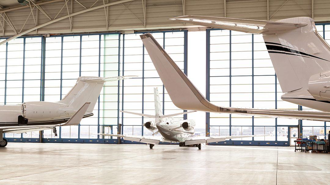 Maximize Hangar Space