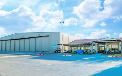 Ross Aviation Acquires Hangar