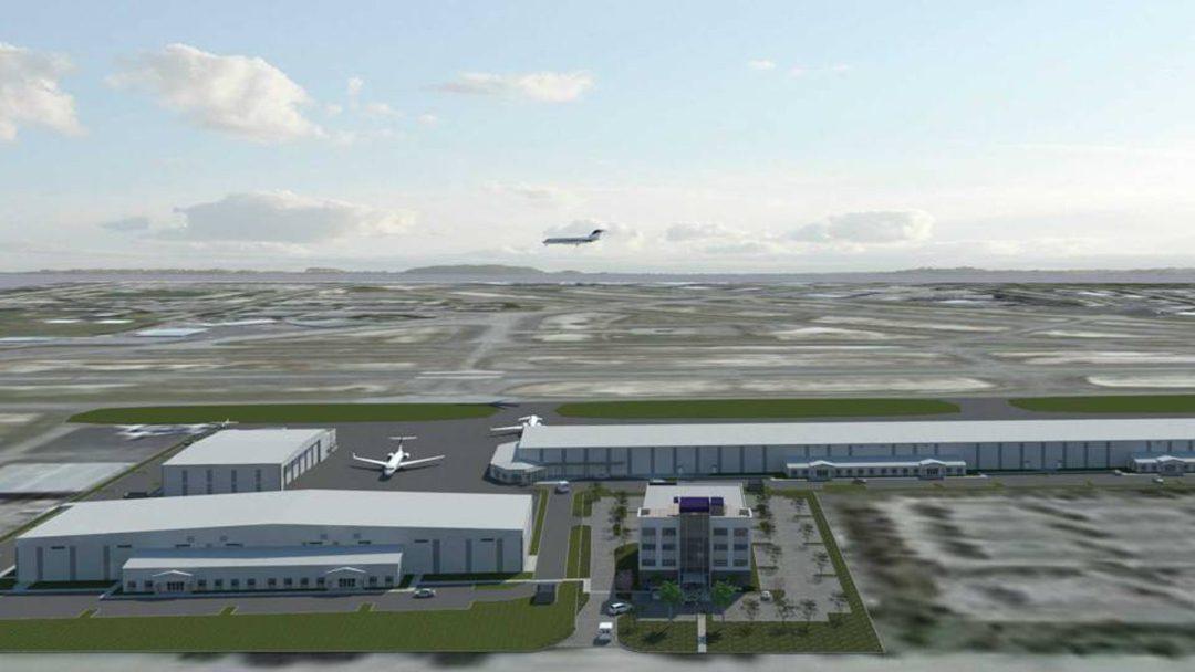 New FXE Hangar Complex