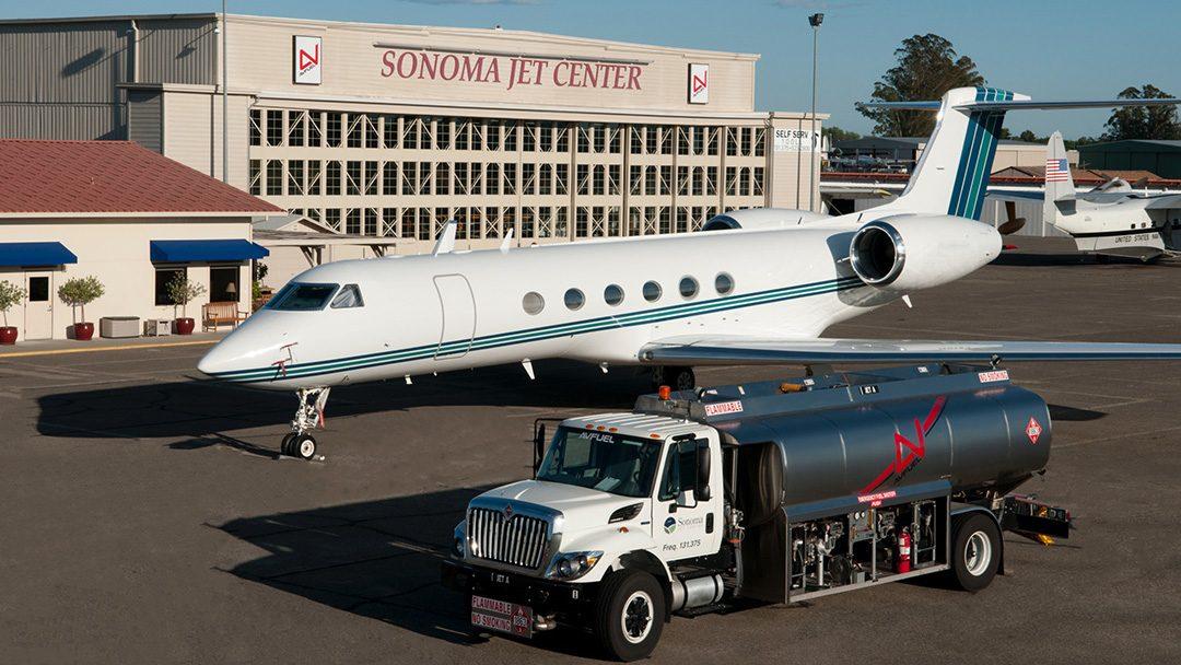 NATA Honors Sonoma Jet Center