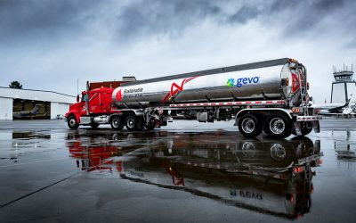 Avfuel's First Load of SAJF