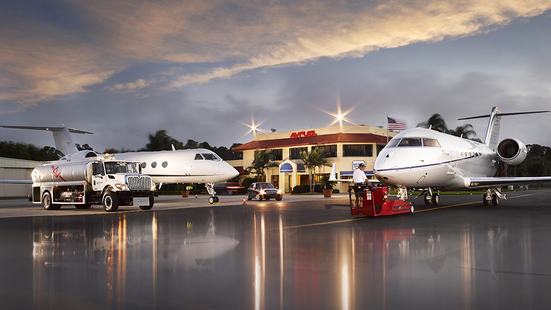 Stuart Jet Center Gets Customs