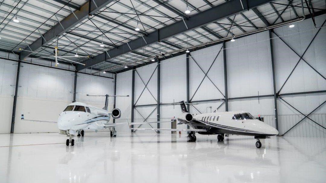 McKinney Opens 40,000 sq. ft. Hangar
