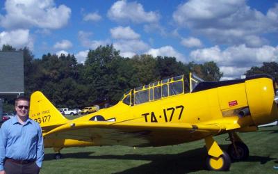 We're Pilots, Too: Thomas Huehl