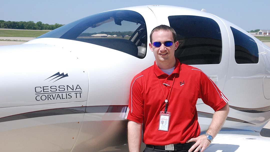 We're Pilots, Too: Jeff Squires