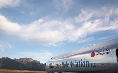 Promoting the Promise of Sustainable Aviation Fuel