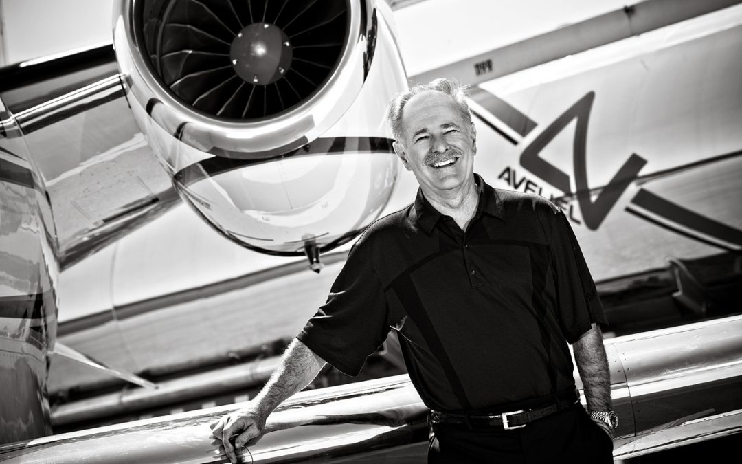 How Avfuel Strategy Made It A Sign Of The Times
