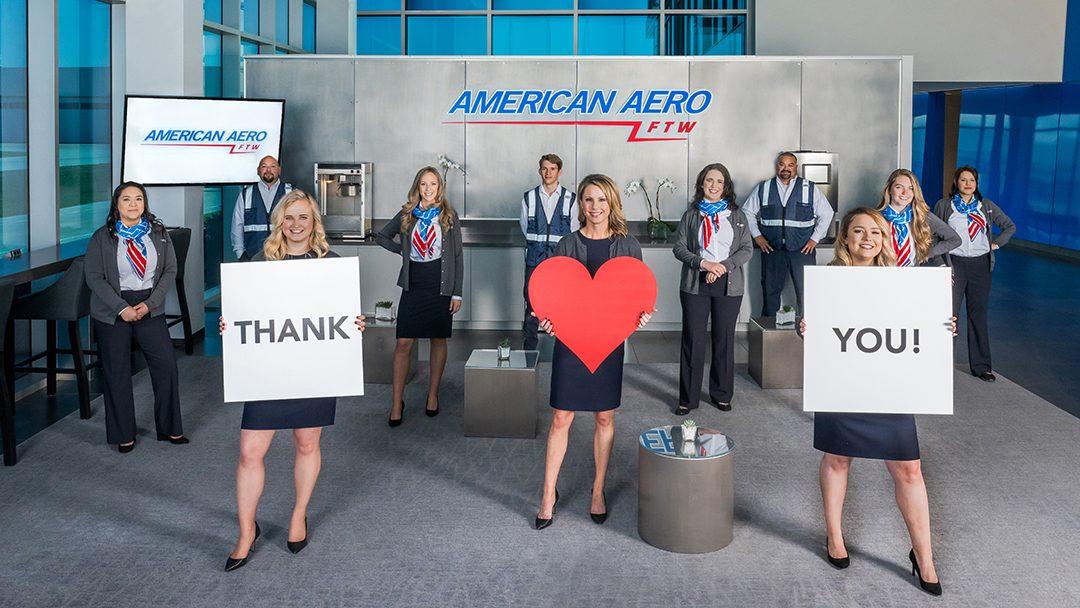 American Aero FTW Takes Top Spot