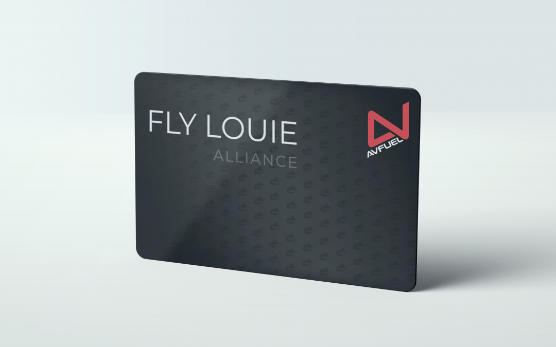 The Fly Louie Card, Powered by Avfuel