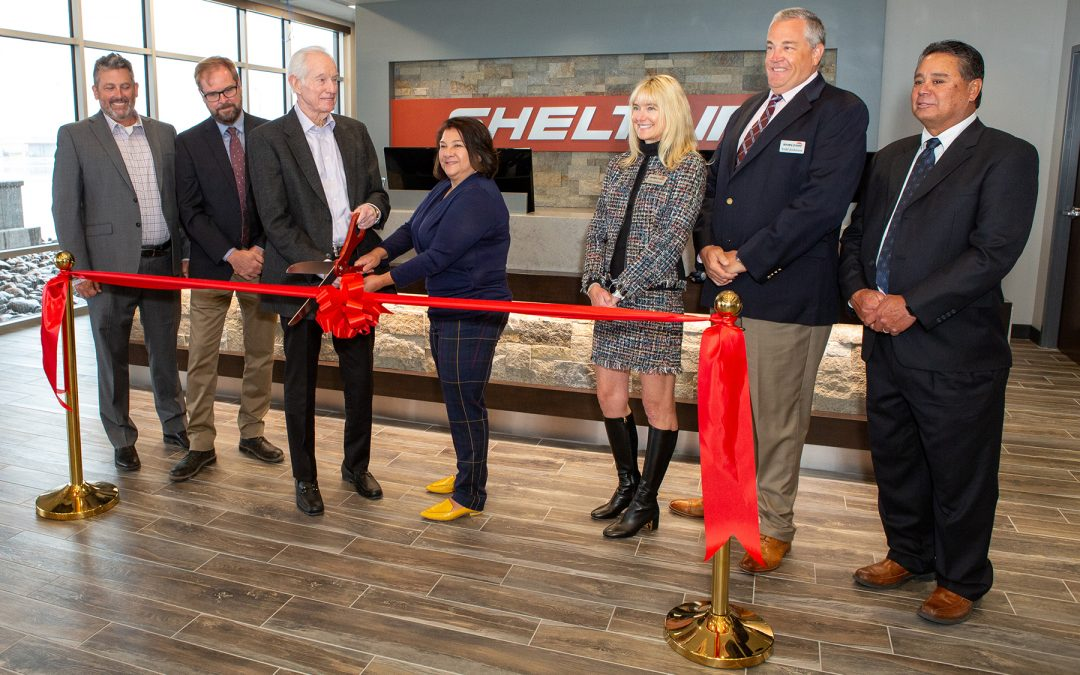 Sheltair Unveils BJC Facility