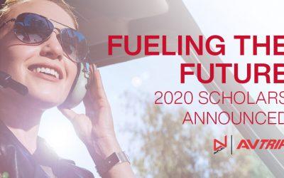 Avfuel Announces 2020 Scholarship Class