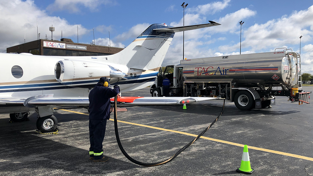 Avfuel Brands TAC Air – BUF