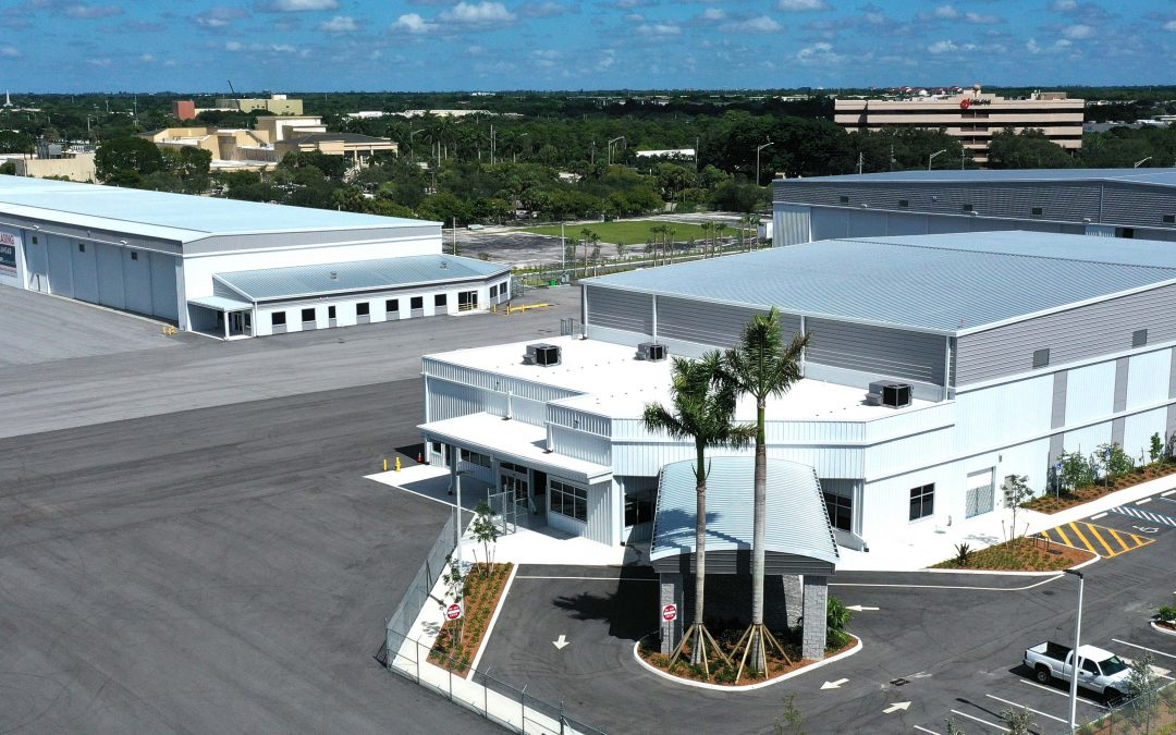 Sheltair Opens Hangar Complex at FXE