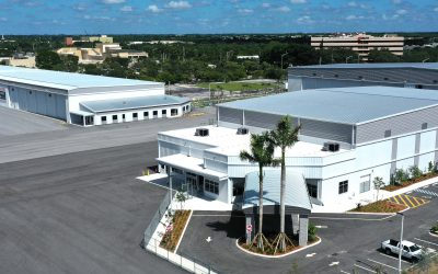 Sheltair Opens Hangar Complex at FXE