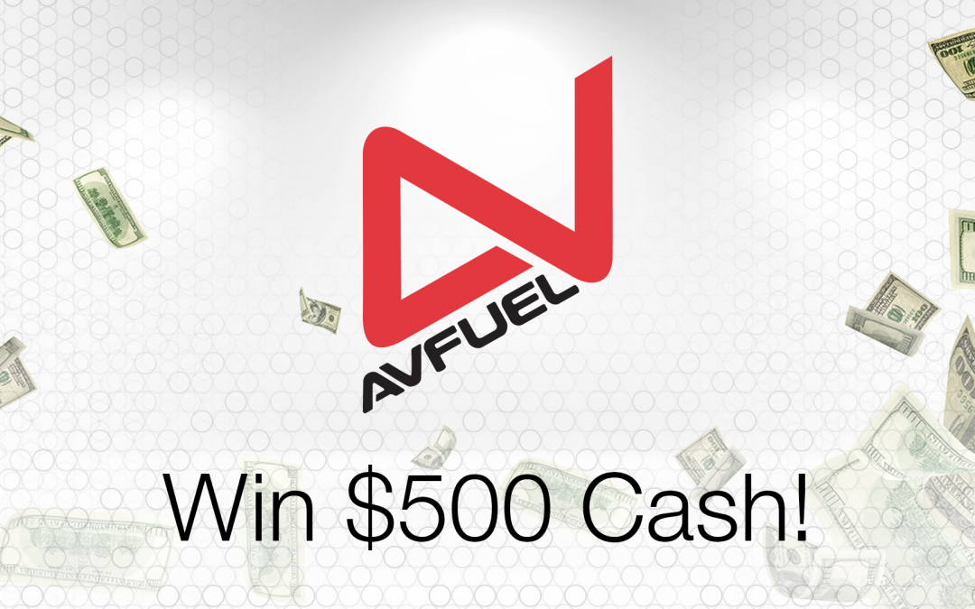 Win $500 at Avfuel's VBACE Booth